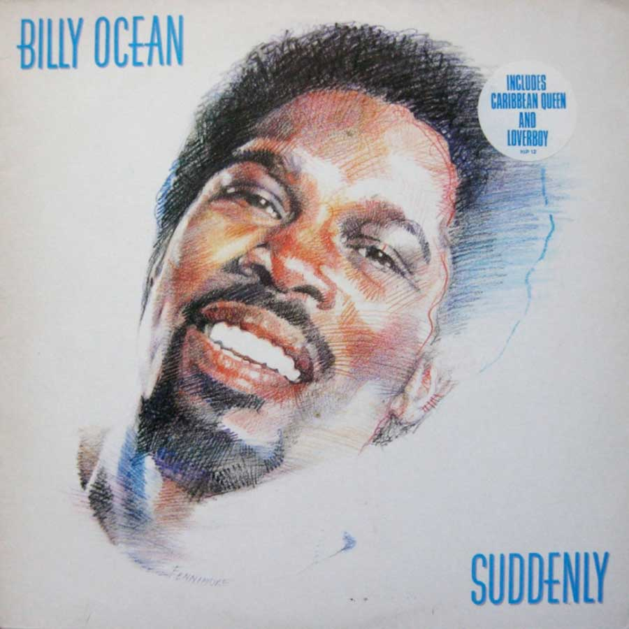 Billy Ocean: Suddenly- Expanded Edition