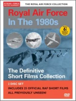 Royal Air Force In The 1980s DVD