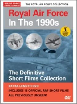 Royal Air Force In The 1990s DVD