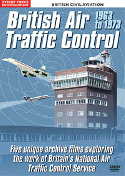 British Air Traffic Control 1963 - 1973