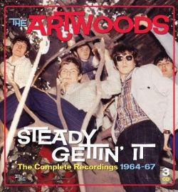Steady Gettin' It: The Complete Recordings 1964-1967 3CD Edition