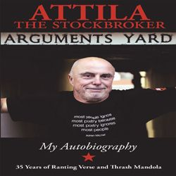Argument Yard: 35 Years Of Ranting Verse And Thrash Mandola