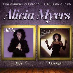 Alicia / Alicia Again : Two Original Classic Soul Albums On One Cd