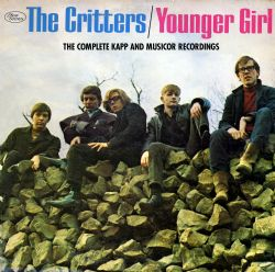 Younger Girl - the complete kapp and musicor recordings