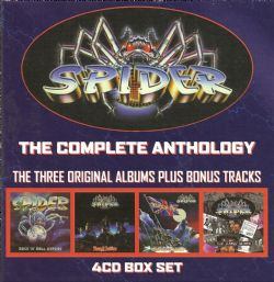The Complete Anthology 4CD boxset