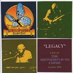 Legacy - Live At The Shepherds Bush Empire: CD/DVD Deluxe Edition