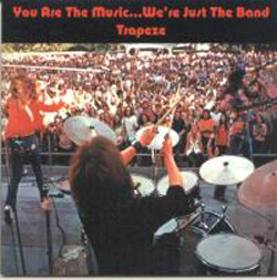 You are the Music - we're just the band