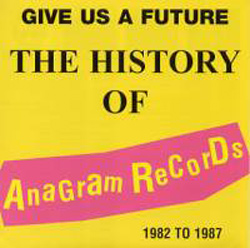 The History Of Anagram Records 82-87