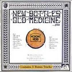 News Bottles, Old Medicine