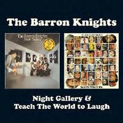Night Gallery & Teach The World To Laugh