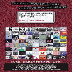 IÆll Give You My Heart, IÆll Give You My Heart - The Cherry Red Singles Collection 1978-1983
