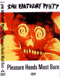 Pleasure Heads Must Burn