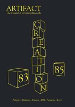 Creation Artifact: The Dawn Of Creation Records 1983-1985