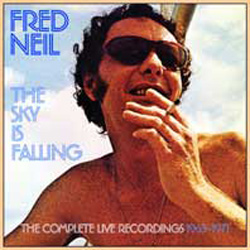 The Sky Is Falling: The Complete Live Recordings 1963-71