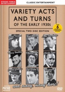 Classic Entertainment - Variety Acts And Turns Of The Early 1930s (Special Two Disc Edition)