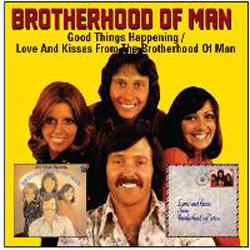 Good Things Happening /Love And Kisses From The Brotherhood Of Man