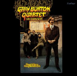 Gary Burton Quartet In Concert