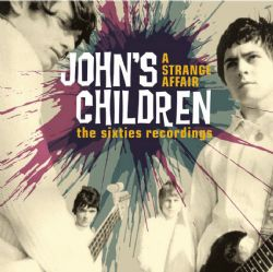 A Strange Affair - The Sixties Recordings