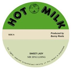 Sweet Lady/Vision 12""