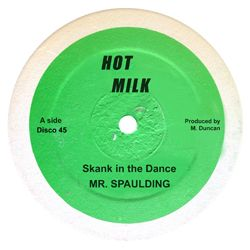 Skank In The Dance/Come Now Youthman 12""