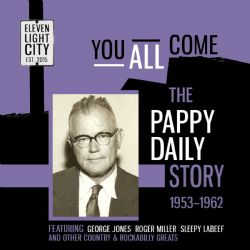 YOU ALL COME THE PAPPY DAILY STORY 1953-1962