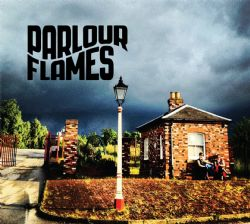 """Parlour Flames Limited Edition 12"""" Vinyl LP"""
