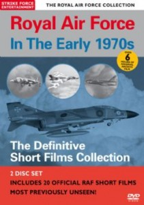 Royal Air Force In The Early 1970s 2DVD
