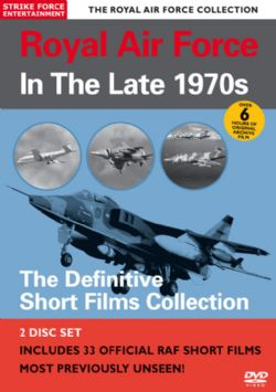 Royal Air Force In The Late 1970s 2 DVD