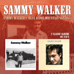 Sammy Walker / Blue Ridge Mountain Skyline