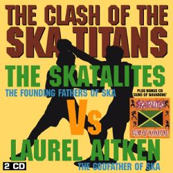 The Clash Of The Ska Titans 2CD
