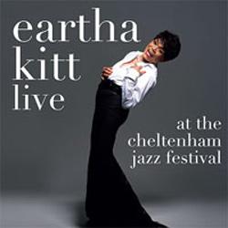 Live at The Cheltenham Jazz Festival (CD packaging)