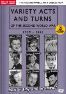 Variety Acts And Turns Of The Second World War