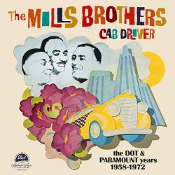 Cab Driver - The Dot & Paramount Years 1958-1972