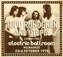 Live At The Electric Ballroom Milwaukee 23rd October 1978: 2CD Remastered Edition