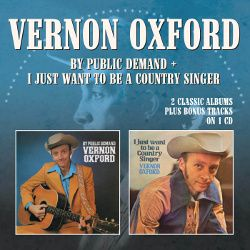 By Popular Demand/I Just Want To Be A Country Singer EXPANDED EDITION