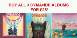 Cymande/Promised Heights/Second Time Round - 3 for £25!