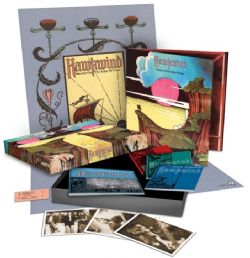Warrior on the Edge of Time SUPER DELUXE BOXSET LIMITED EDITION