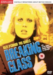 Breaking Glass - Uncut Collector's British Edition DVD