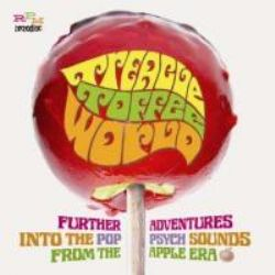 Treacle Toffee World - The Pop Psych Sounds of the Apple Era
