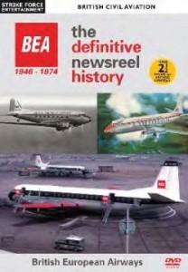 British European Airways - The Definitive Newsreel History 1946-1974