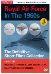 Royal Air Force In The 1960s - The Definitive Short Films Collection