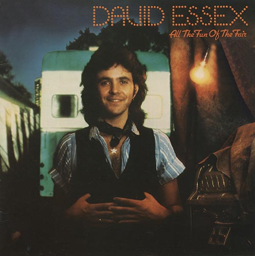DAVID ESSEX All The Fun Of The Fair web