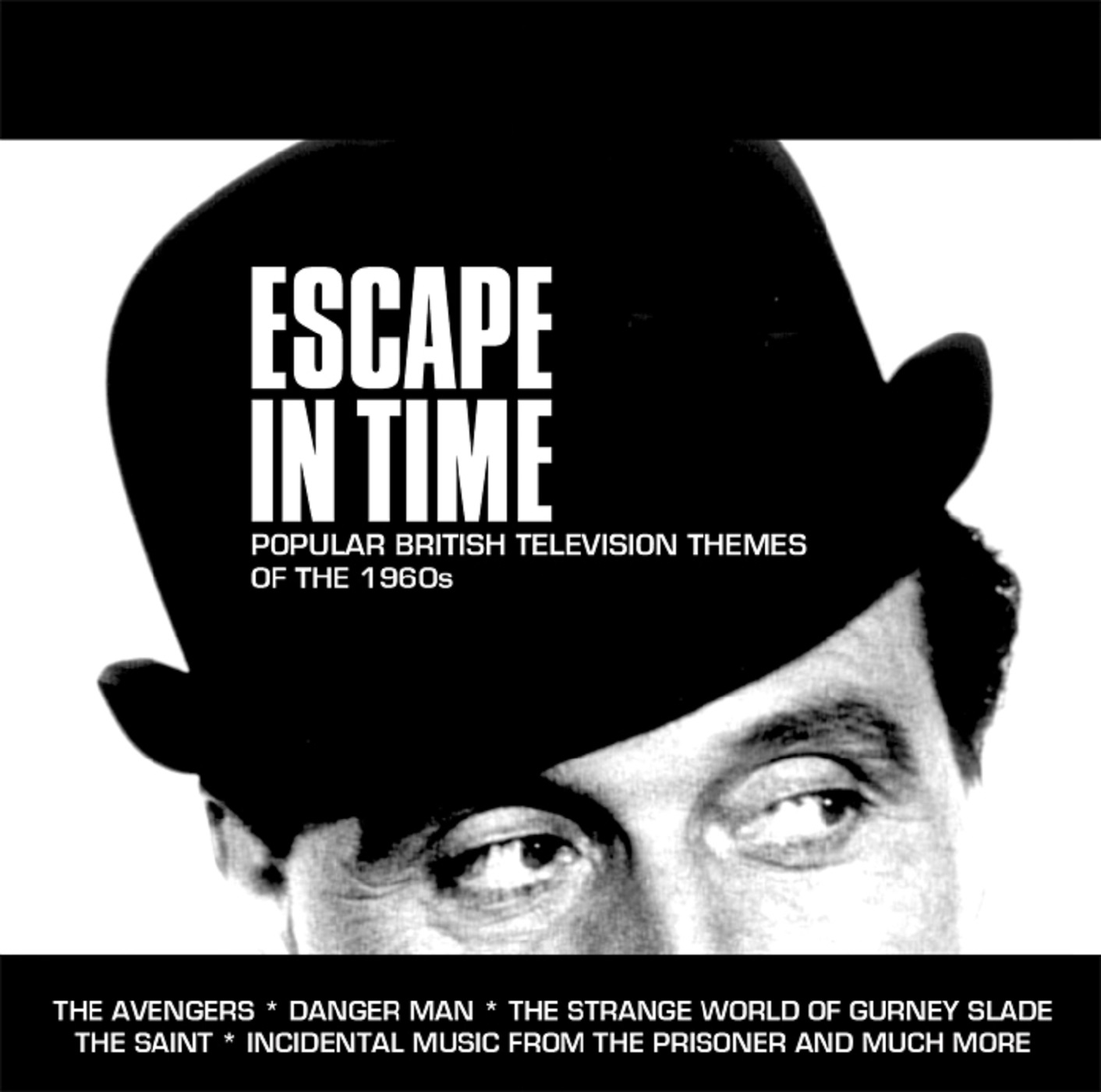 Escape In Time Popular British Television Themes Of The 60s Various Artists