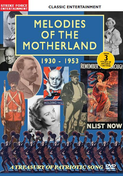 MELODIES OF THE MOTHERLAND DVD