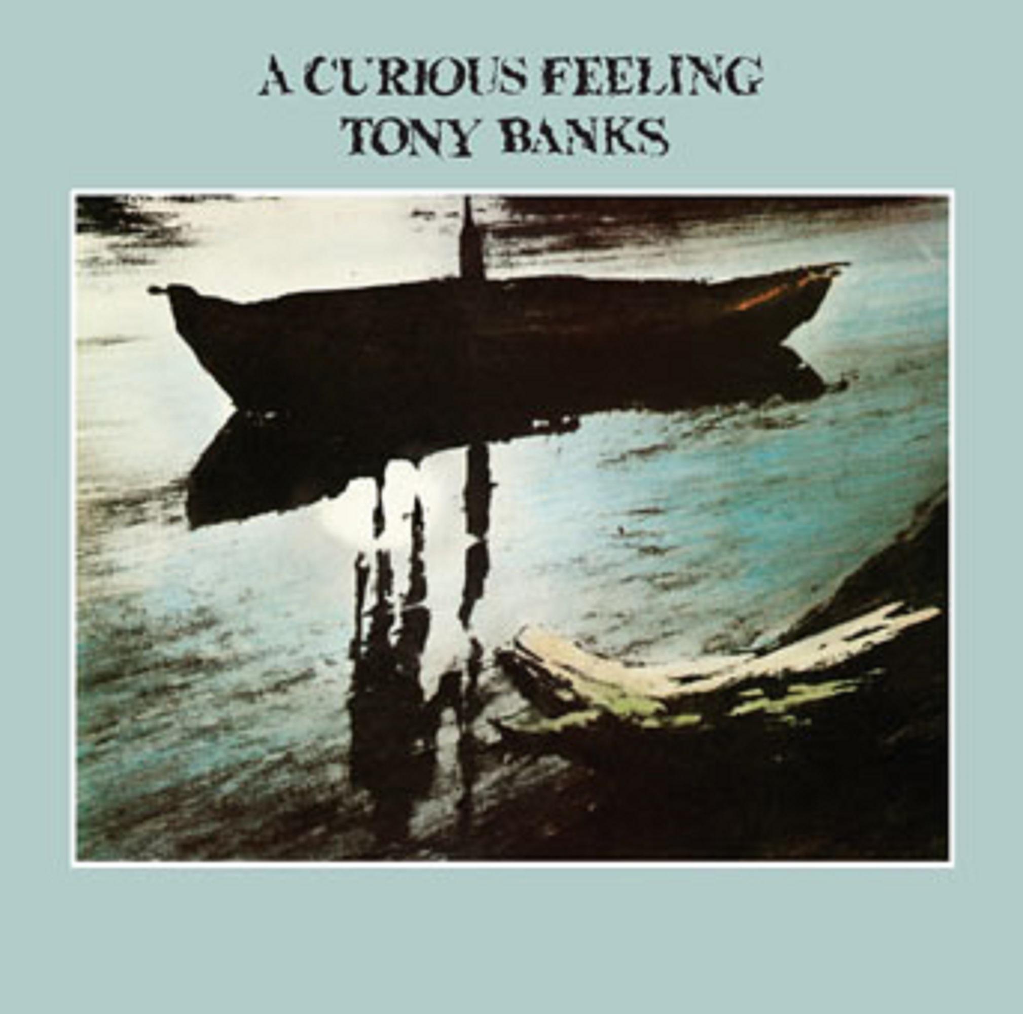 A Curious Feeling 180g Vinyl Edition Tony Banks