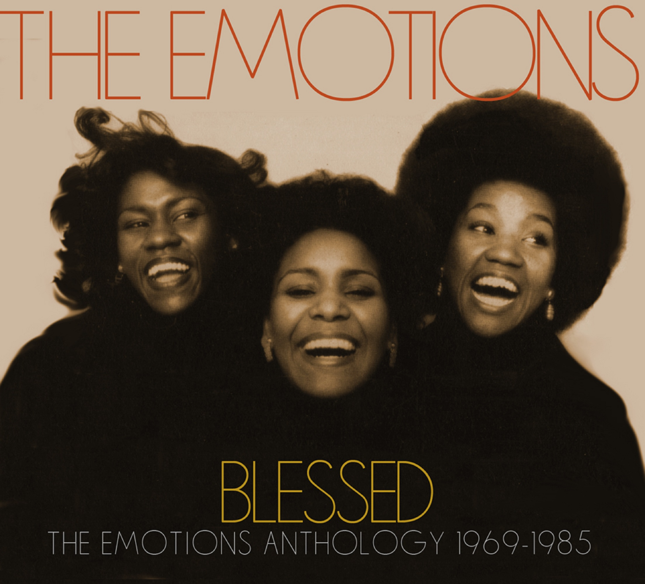 Emotions: Blessed: The Emotions Anthology 1969-1985
