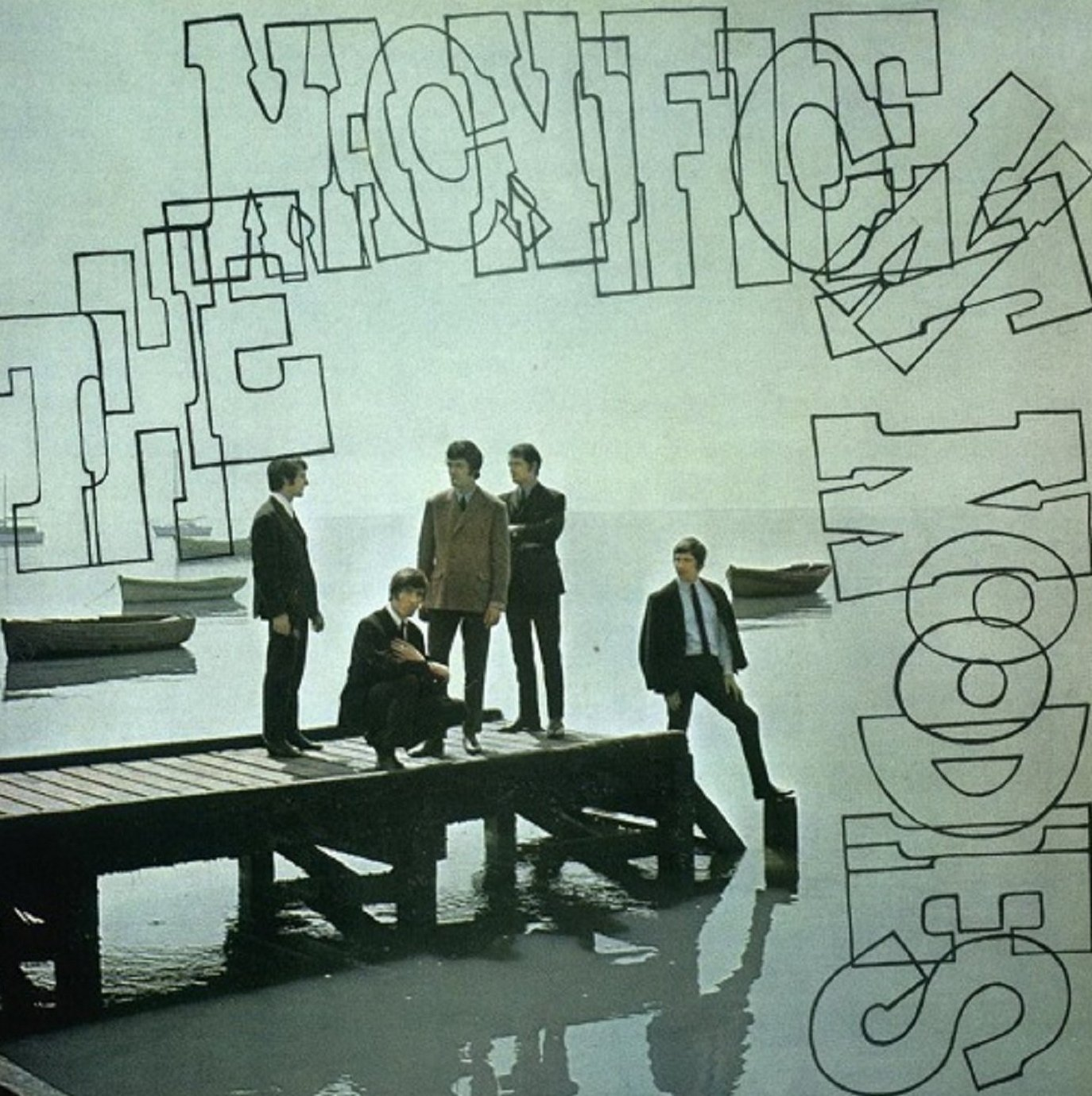 The Magnificent Moodies: 50th Anniversary Deluxe 2CD Remastered Edition