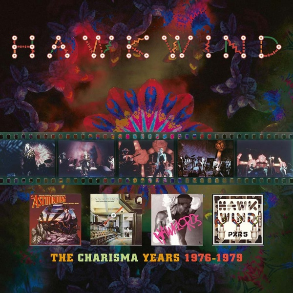 HAWKWIND-Charisma-Years