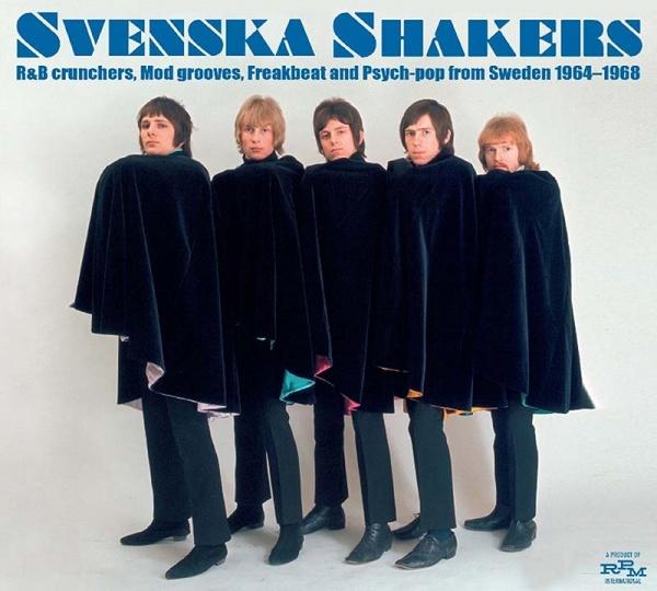 SVENSKA-SHAKERS