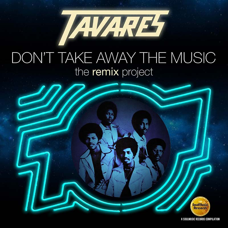 Don't Take Away The Music: The Remix Project